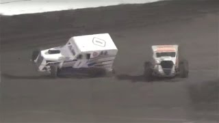Petaluma Speedway Dwarf Car Feature