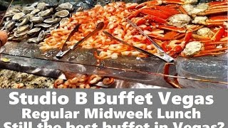 best Vegas buffets