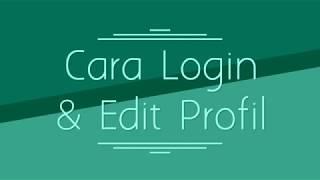 #1 Toturial SPADA : Hybrid Learning - Login dan Edit Profile - PPGJ