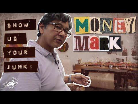 Show Us Your Junk! Ep. 19 - Money Mark (Beastie Boys, Beck)