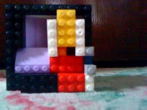 Lego Candy Machine V6 Tutorialinstructions Part 2 Youtube