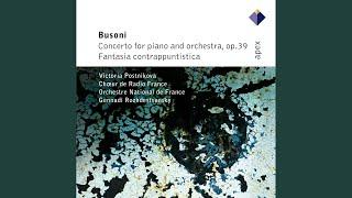 Busoni : Piano Concerto Op.39 : IV All' Italiana