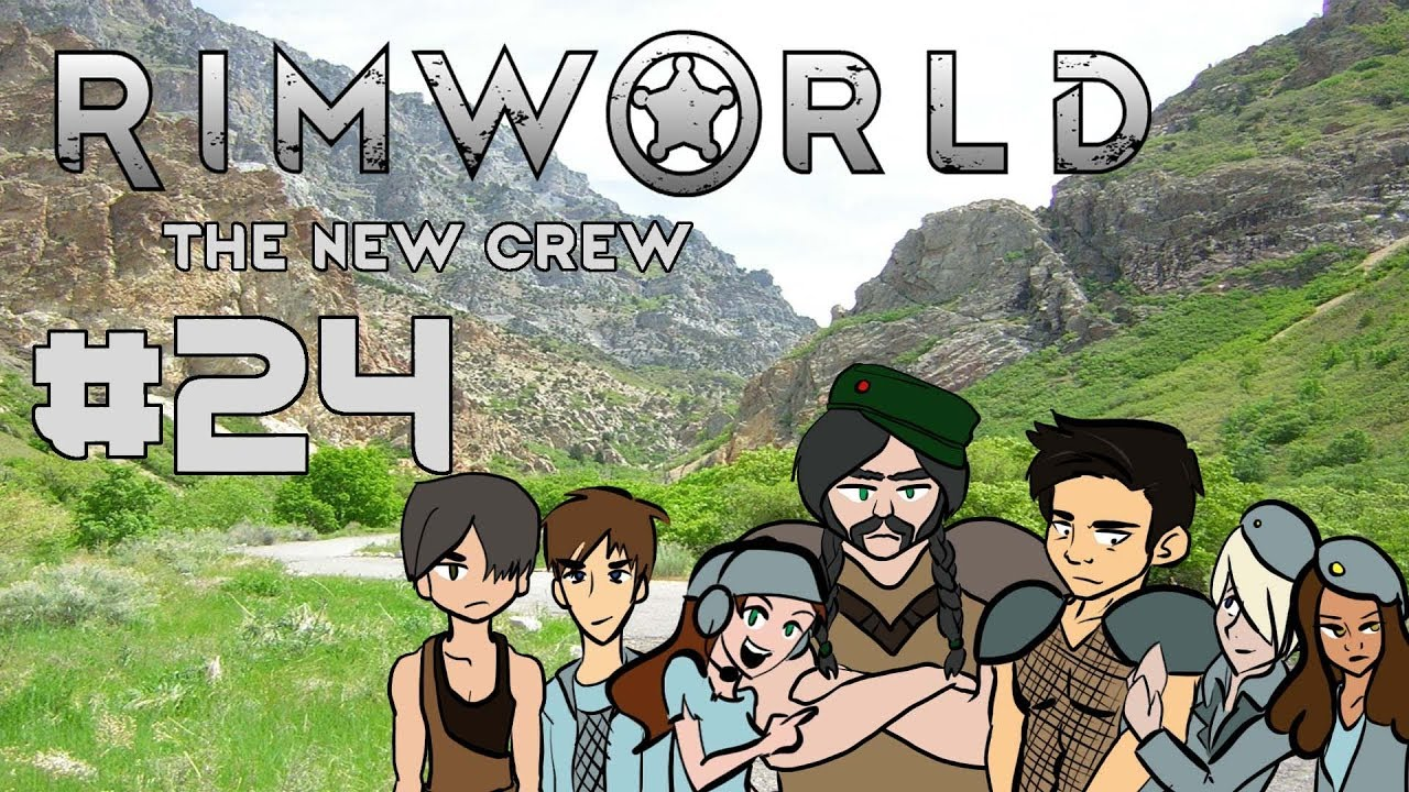 Rimworld [b18] - Upcoming Election (part 24)