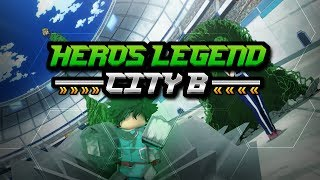 I WASTED 500 ROBUX JUST TO GET THIS...| Heroes Justice [CITY B]| ROBLOX