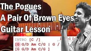 A Pair Of Brown Eyes by The Pogues