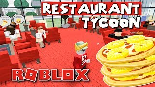 . my RESTAURANT: A leap forward #2 ► restaurant Tycoon | ROBLOX