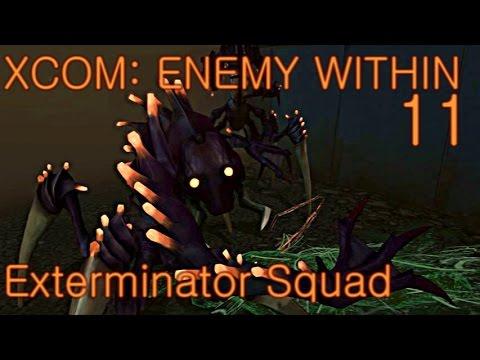 XCOM E.W. - 11 - Zombie Backflips