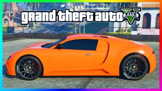GTA 5 Online Rare Paint Job Guide - Sunshine Orange, Fluorescent Sky Blue & Neon Red! (GTA 5)