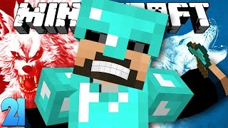 Minecraft Factions   WEREWOLVES EVENT!! [21]
