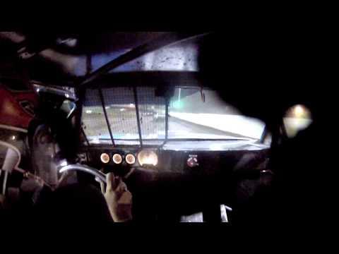 #25 Osman Racing | 9/28/2012 | Kankakee County Speedway | Heat Race | Terry Miller