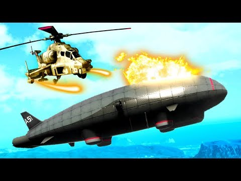 Insane Pilot Causes Multiple Airship Disasters in Just Cause 4! |