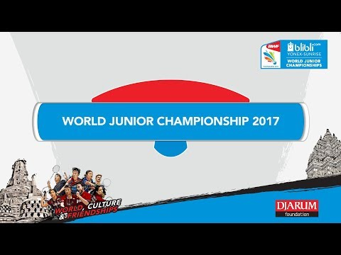 WORLD JUNIOR CHAMPIONSHIPS 2017 | MS | YULIANTO (INA) vs PUI (MAC)