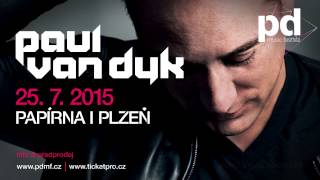 Pilsen Dance Music Festival with Paul Van Dyk (DE) 25/07/2015 - Pilsen