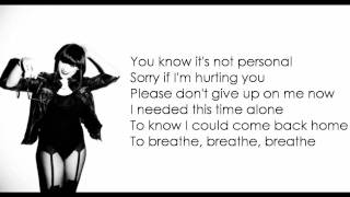 Jessie J - I Need This Lyrics