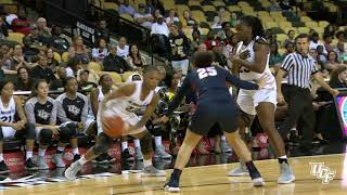 Plays of the Game: WBB vs Richmond