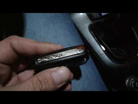 Ключ шевроле круз с али