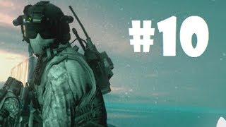 Call Of Duty: Ghosts Walkthrough Part 10 - Mission 10 - Clockwork