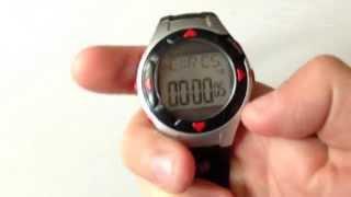 Часы с пульсометром на руку (отзыв о пульсометре)(Отзыв и инструкция к спортивному пульсометру на руку, который Вы можете использовать для бега или в тренаже..., 2015-04-04T14:16:48.000Z)