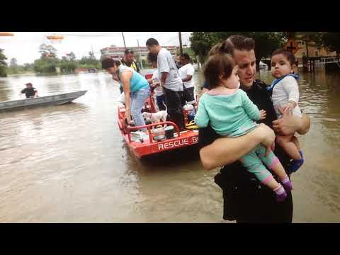 Powerful Photos & Images of Massive Houston Texas Flood after Hurricane Harvey 2017
