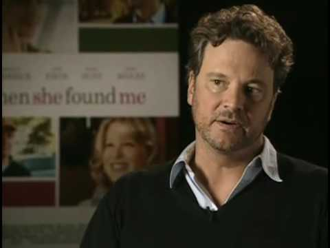 Download Then She Found Me/Colin Firth, Not Sure About His Character Frank