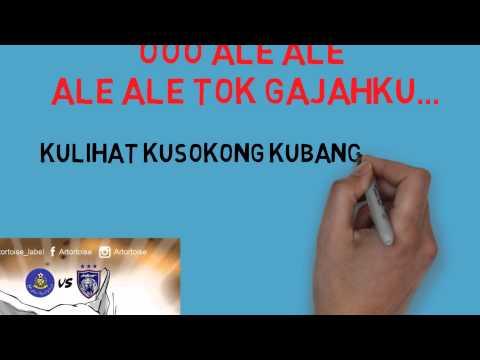 Ale Ale Tok Gajahku Juara Piala Malaysia 2014
