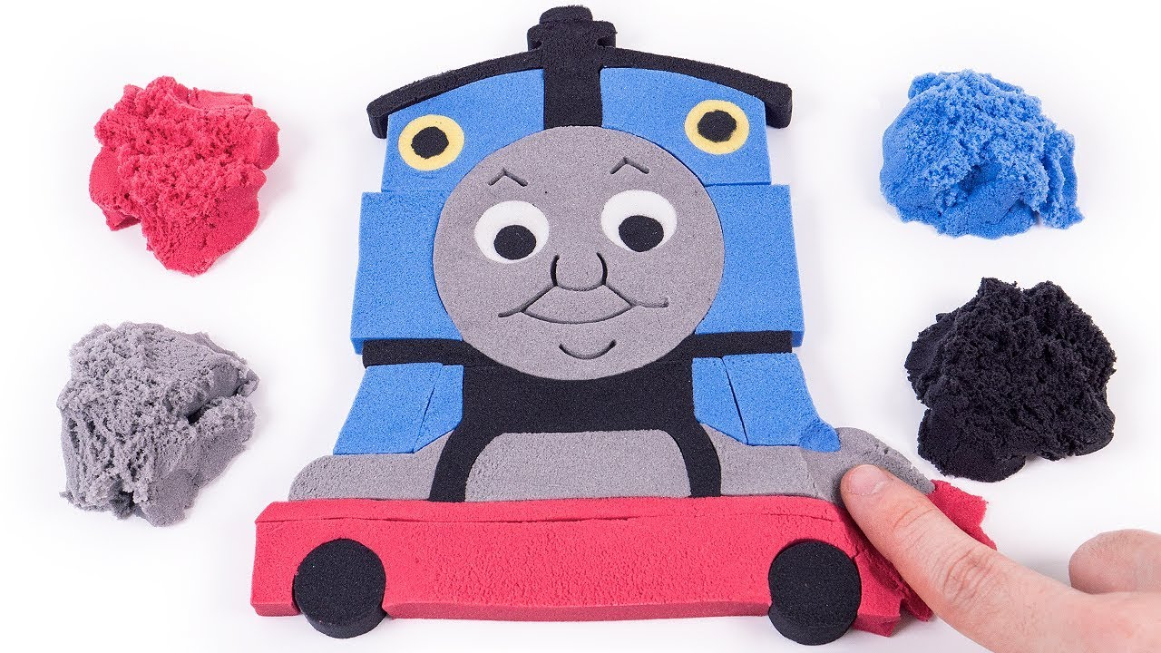 Youtube How To Make Thomas The Train Cake