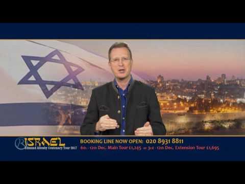 Revelation TV Israel Tour December 2017