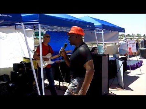 Dok Washington & Gal Drimmer Live @ Turf Paradise - Pt 1 - 5 / 2 / 2015