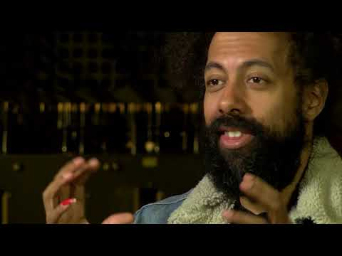 Extended Interview with Reggie Watts