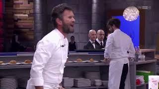 Zapętlaj Hell's Kitchen 5 italia - Cracco all'attacco! | ilgrantullione ilgrantullione