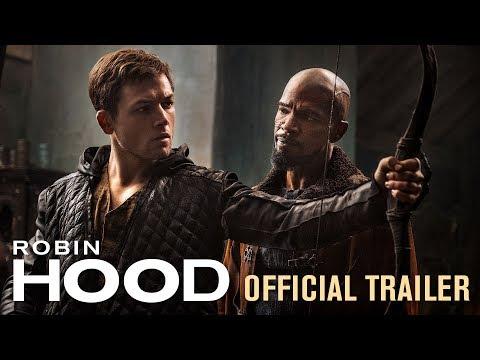 Robin Hood (2018 Movie) Official Full online - Taron Egerton, Jamie Foxx, Jamie Dornan