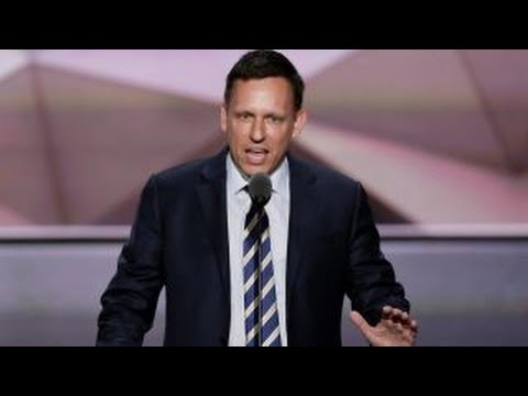 Can Peter Thiel turn California red?