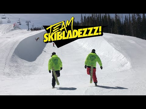 J TEAM SKIBLADEZZZ LAUNCH