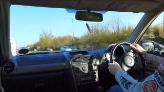 Lexus Is200 SE Automatic 1999 - Test Drive