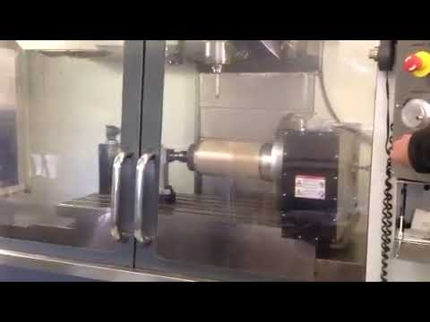 Haas VF4 Machining center - vertical