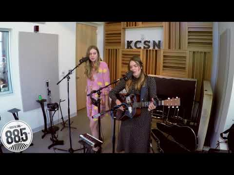 First Aid Kit  - My Silver Lining | Live @ 885FM