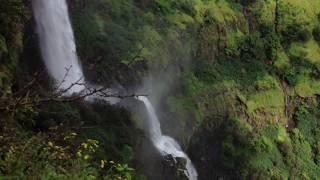 Waterfall - Vajrai, Kaas Flower Plateau, Satara, Maharastra, INDIA
