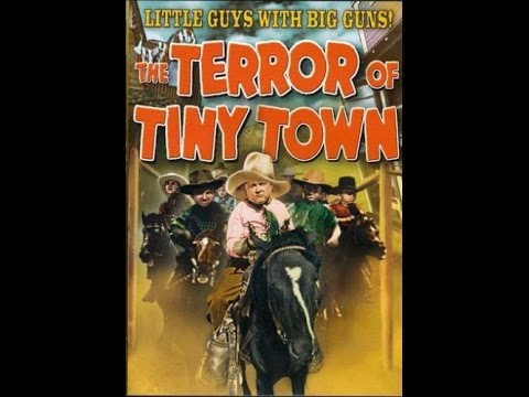 [Western] The Terror of Tiny Town (1938) Billy Curtis, Yvonne Moray, 'Little Billy' Rhodes
