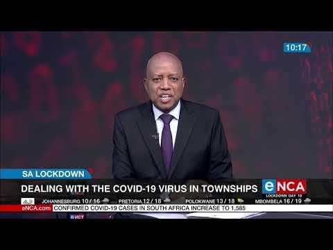 Plan To Evacuate Townships