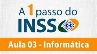 Informática - Aula Free - Concurso do INSS - AlfaCon
