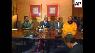 South Africa - Mandela On Derek Keys Resignation