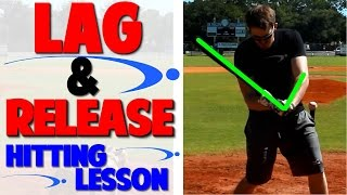 increase torque with massive bat lag   baseball hitting drill pro speed baseball