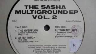 """Sasha """"Automatic Love"""" (Downtown Dub)"""