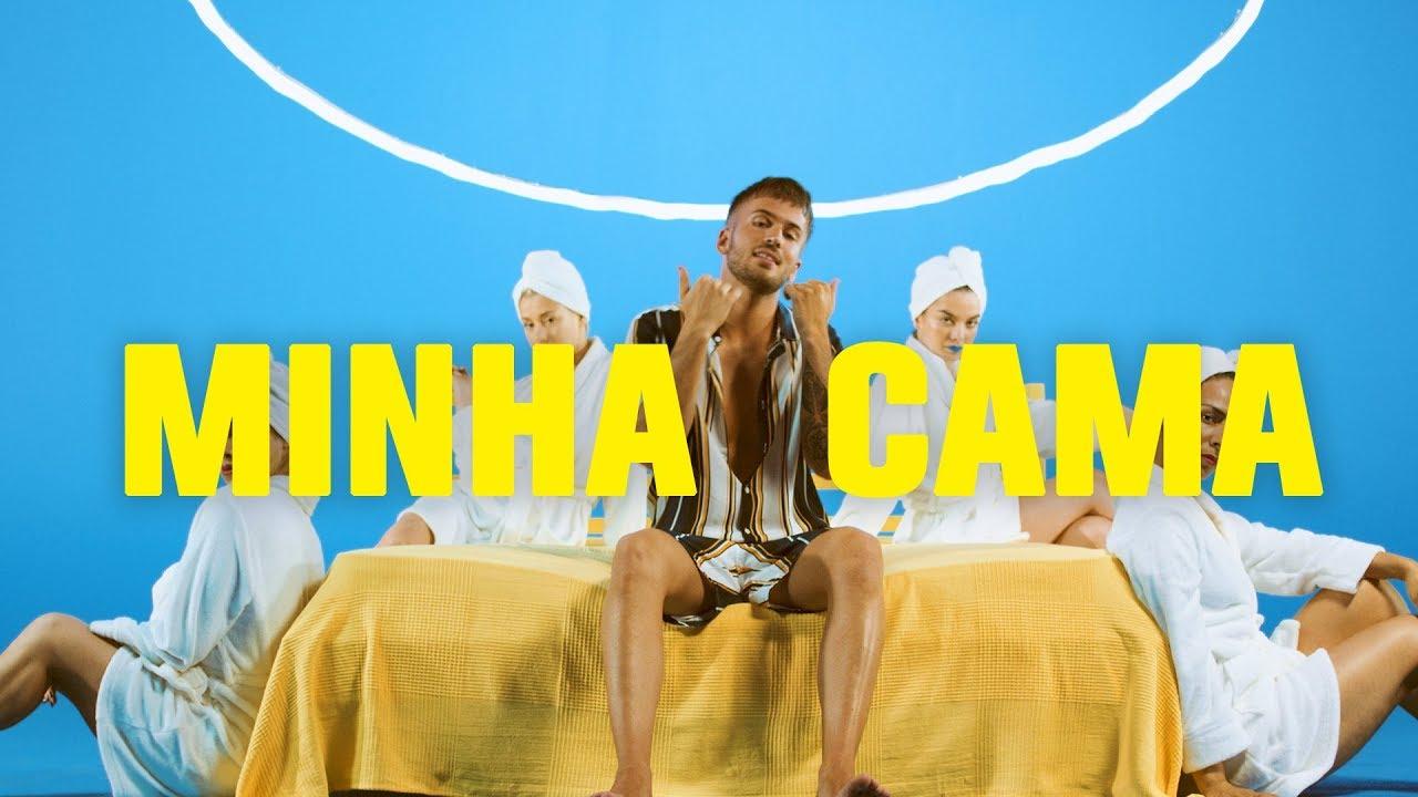 Resultado de imagem para David Carreira - Minha Cama (feat. Nego do Borel & Deejay Télio)
