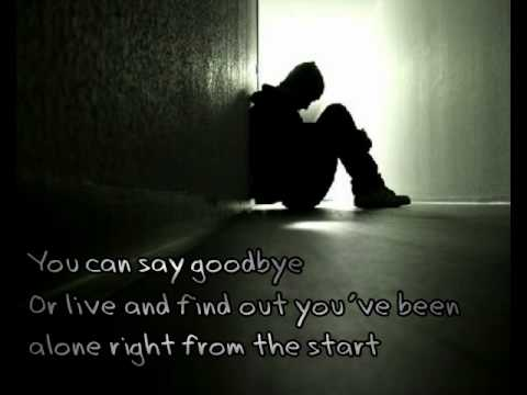 Secondhand Serenade - Is There Anybody Out There (Lyrics)