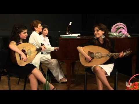 Solo Oud Recital by Mariam Mirzoyan - Ուդի Մենահամերգ, Մարիամ Միրզոյան