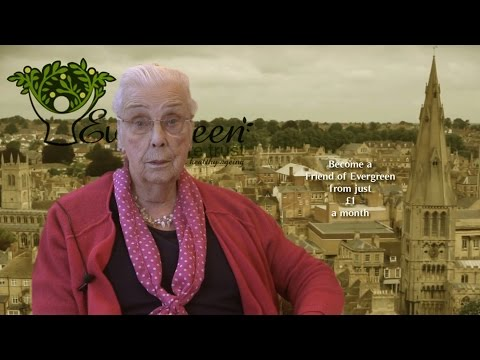 Dorothy Atkins Friend Of Evergreen Care Trust Stamford Lincs