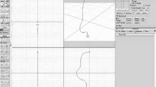 Drawing a Profile (Learning Shade 1: Step 1)