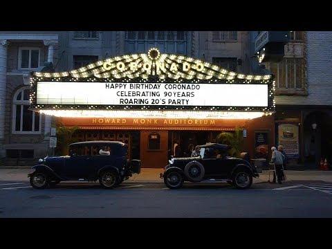 Haunted Coronado Theatre (Grand Opening - October 9, 1927) Rockford, IL - 90th Anniversary