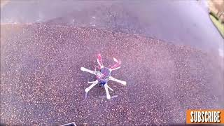 DRONE FLIGHT TAKE OFF FAILS VIRAL VIDEO